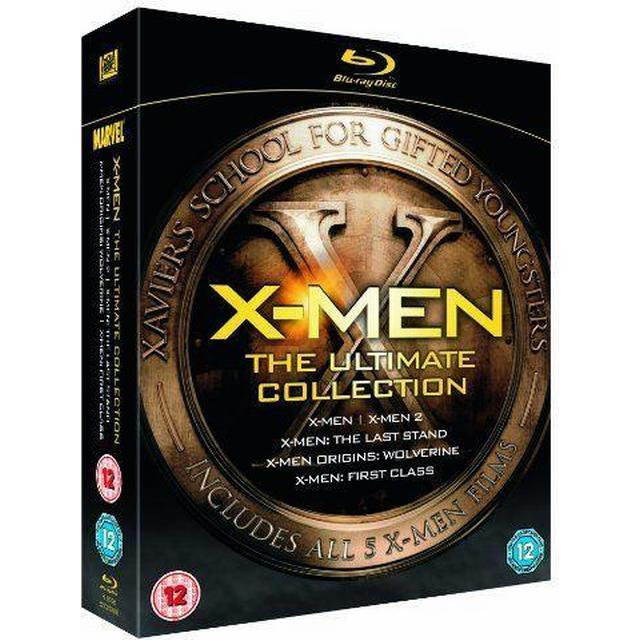 X-Men: The Ultimate Collection [Blu-ray]
